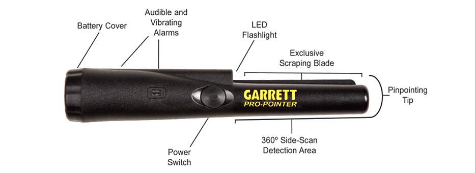 Garret Pro Pointer
