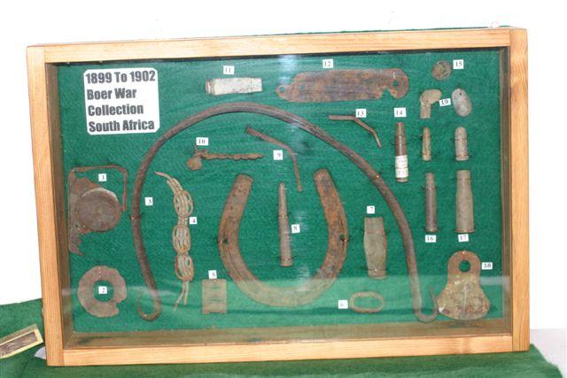 Metal Detecting Boer War Finds
