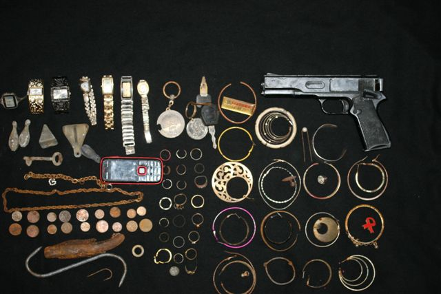 Metal Detecting jewelery
