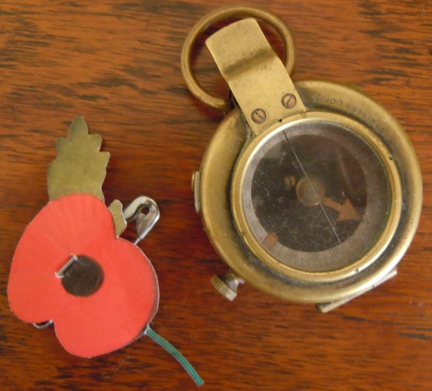 World War 1 compass