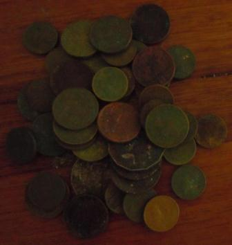 South African metal detecting finds