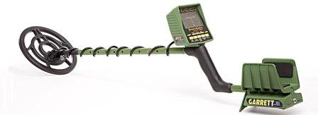 Garrett GTI 2500 Metal Detector Review