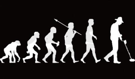Metal Detecting Evolution