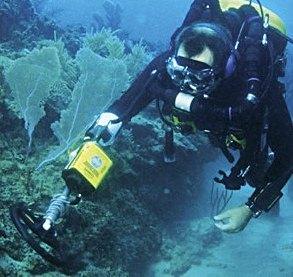 Diving Metal Detectors for sale