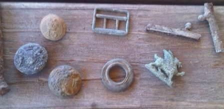 Boer War South Africa Finds
