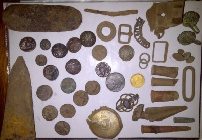 Boer War Finds
