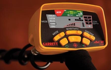 Garrett Ace 350 Metal Detector