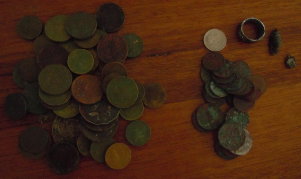 Coin finds Queensland
