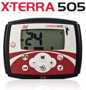 Xterra 505 face