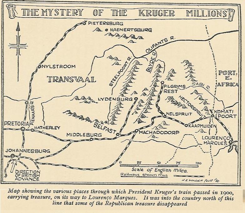 The Kruger Millions