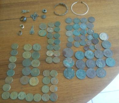 Metal Detecting Finds 2012