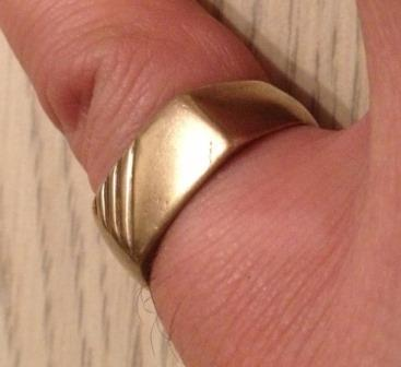 Ring find 2013