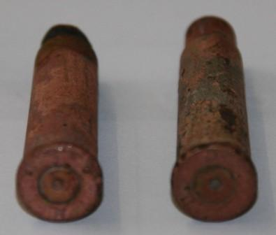Metal Detecting Boer War Bullets