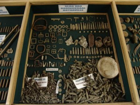 Metal Detector Finds South Africa