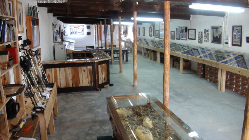 The Museum of Metal Detecting Finds South Africa