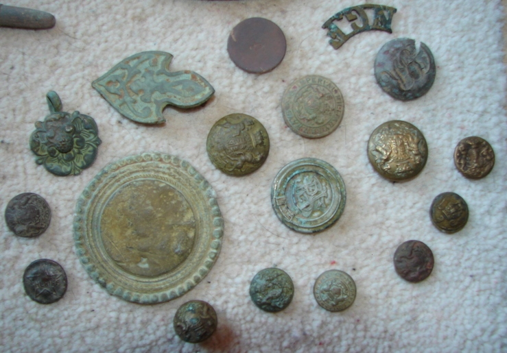 South African Metal Detector Finds
