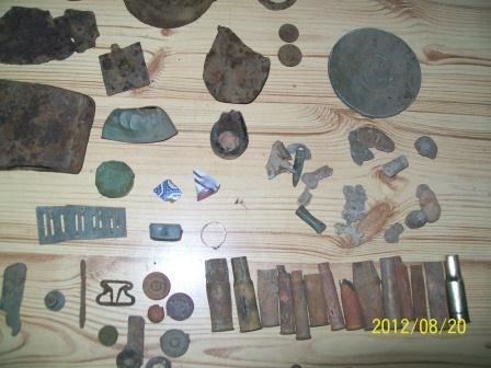 South African detecting finds