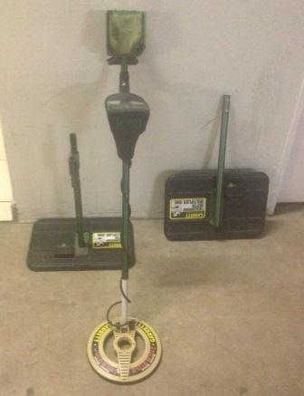 Second Hand Metal Detector Durban