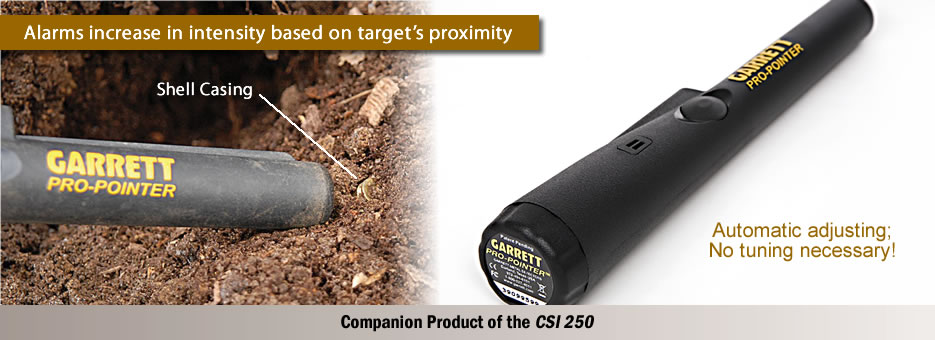 CSI Pro Pointer Crime Scene Detector