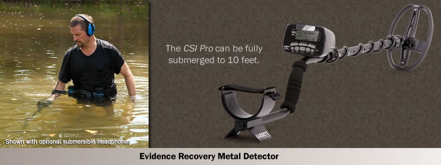 CSI Pro underwater recovery