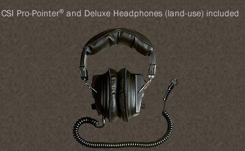 CSI headphones
