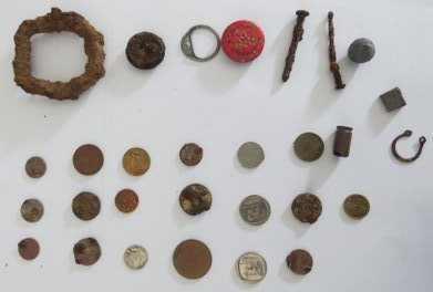 Hout bay metal detecting